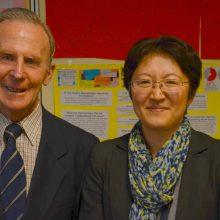 Japanese Language Teacher Returns to School