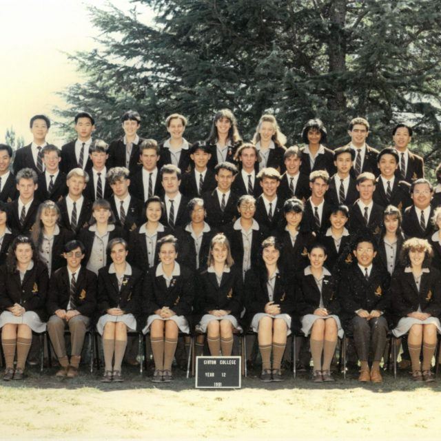 Class of 1991: Thirty Year Reunion