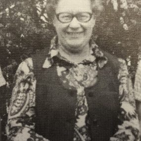 Miss Agnes Watson