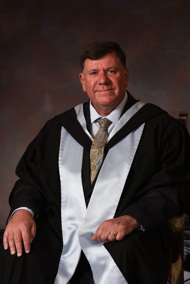 Dr Clayton Massey