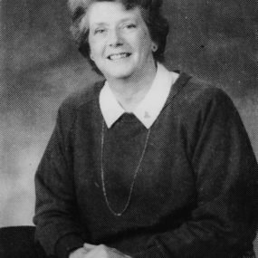 Mrs Dorothy Crothers