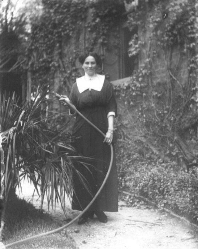 Miss Alice Cocks
