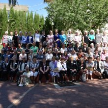 Celebrating the Jean d'Helin Years: 2015 Reunion