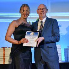 2019 OGA Departing Scholarship Winner: Gracie Sladden