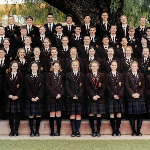 Class of 2001: Twenty Year Reunion