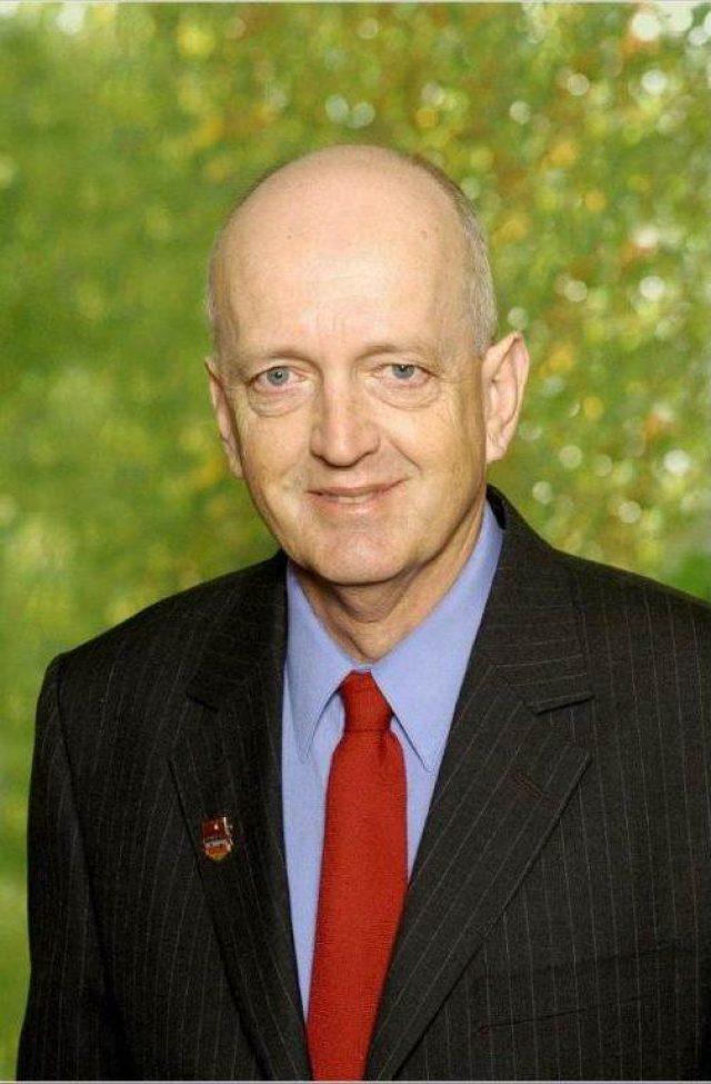 Mr Clayton W Jones OAM