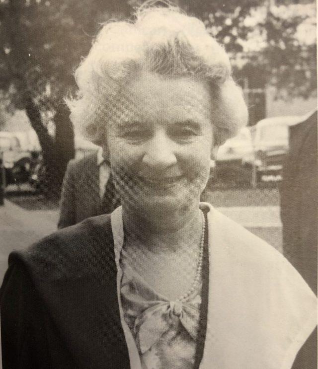 Mrs Winifred Batterham