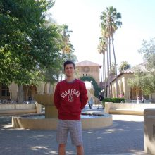 From School to Stanford: first impressions