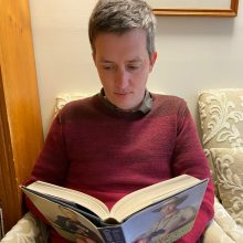A Boy, a Book and a Fulbright Scholarship
